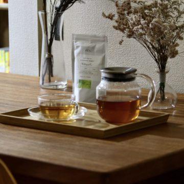 SYN:のお茶